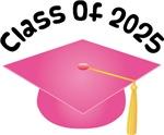 2025 School Class Graduation (Pink)