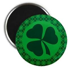 ST PATRICK'S IRISH MAGNETS