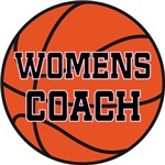 WOMENS BASKETBALL COACH T-shirts and Gifts