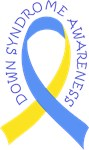Down Syndrome Ribbon Awareness Gifts