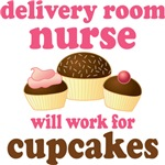 Delivery Room Nurse Chocoholic Gift T-shirts