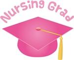 Nursing Grad Pink Graduation Hat Gifts