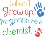 Future Chemist Kids T-shirts