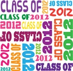 CLASS OF 2012 Logo Gifts