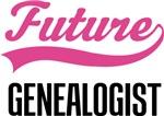 Future Genealogist Kids Occupation T-shirts