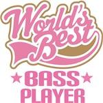Bass Player (Worlds Best) Shirts and Mugs