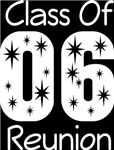 Class Of 2006 Reunion Tee Shirts