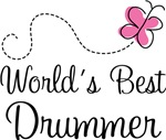 Drummer (Best) Hoodies and T-shirts