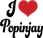 I Heart Popinjay T-shirts and Gifts