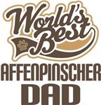 Affenpinscher Dad (Worlds Best) T-shirts