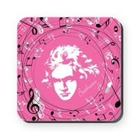CLASSICAL COMPOSER DRINK COASTERS