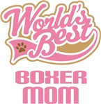 Boxer Mom T-shirts and Gifts