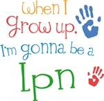 Future LPN Kids T-shirts
