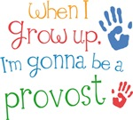Future Provost Kids T-shirts