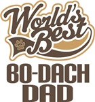 Bo-Dach Dad (Worlds Best) T-shirts