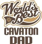 Cavaton Dad (Worlds Best) T-shirts