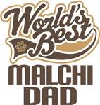 Malchi Dad (Worlds Best) T-shirts