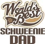 Schweenie Dad (Worlds Best) T-shirts
