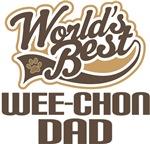 Wee-Chon Dad (Worlds Best) T-shirts
