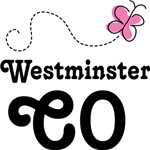 Westminster Colorado Butterfly T-shirts and Hats