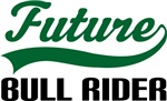 Future Bull Rider Kids T Shirts