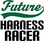 Future Harness Racer Kids T Shirts