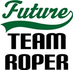 Future Team Roper Kids T Shirts