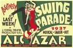 Swing Parade 1937 WPA Poster