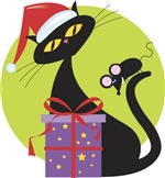 Cat & Mouse Christmas