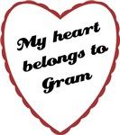 My Heart Belongs to Gram