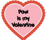 Paw is My Valentine