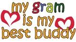 Gram is My Best Buddy