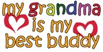 Grandma is My Best Buddy