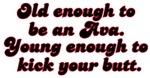 Young Enough Ava