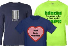 Nani Gifts and T-Shirts
