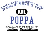 Property of Poppa
