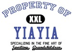 Property of YiaYia