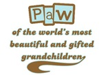 Paw of Gifted Grandchildren