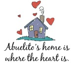 Abuelito's Home is Where the Heart Is
