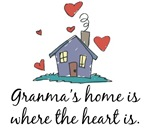 Granma's Home is Where the Heart Is