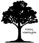 Forks, Washington Twilight