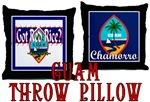 Guam Throw Pillowz