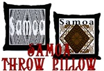 Samoa Throw Pillows