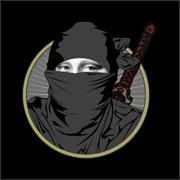 Mona Lisa Ninja - funny t-shirt