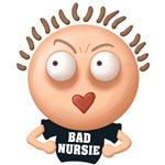 Bad Nursie - Brown Hair