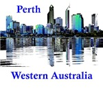Perth T-Shirts, Perth Gifts & Perth Souvenirs!