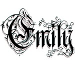 Emily T-Shirts & Emily Gifts!