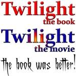 Twilight Book Fan Apparel!
