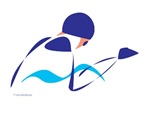 Abstract Breaststroke 1