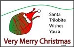 Santa Trilobite
